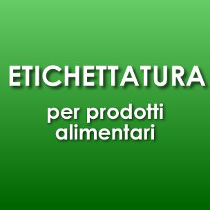 Corso di formazione per addetti a ETICHETTATURA di Prodotti Alimentari