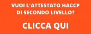 ATTESTATO HACCP ONLINE